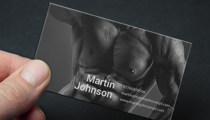 YOUR PHYSIQUE IS YOUR BUSINESS CARD